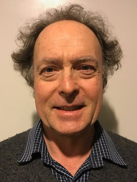 Photo of Dr Stephen Whiteside