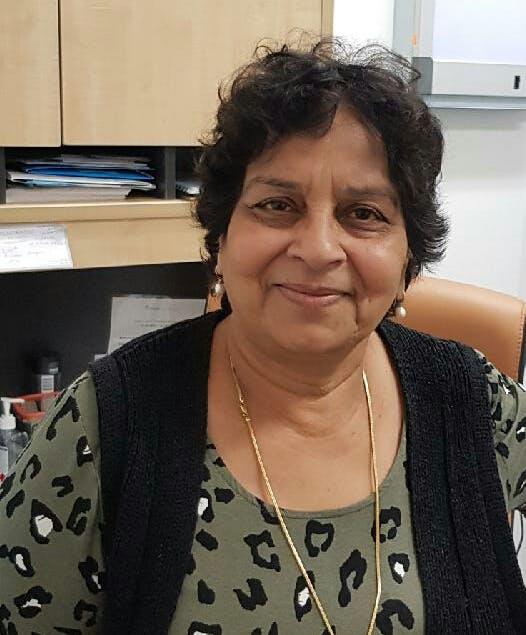Photo of Dr Nirupama Bhargava