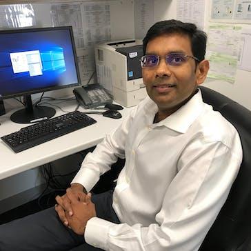 Dr Anil Veerla Photo