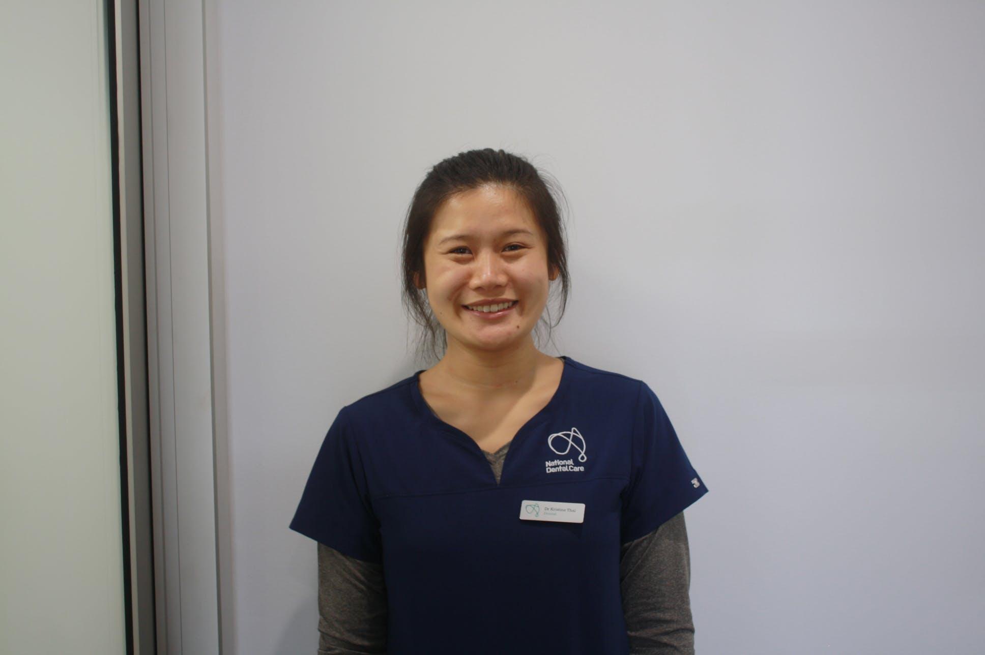 Photo of Dr Kristina Thai