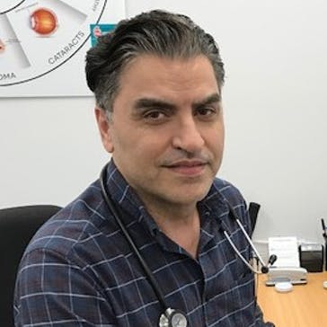 Dr Ali Kamali Photo