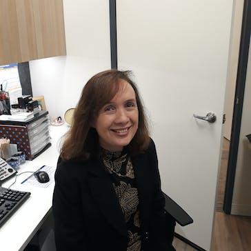 Dr Nicole O'Sullivan Photo