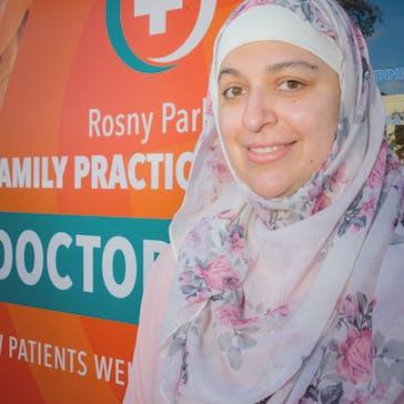 Dr Sarah Adil Photo
