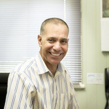 Dr Ben Griffin Photo