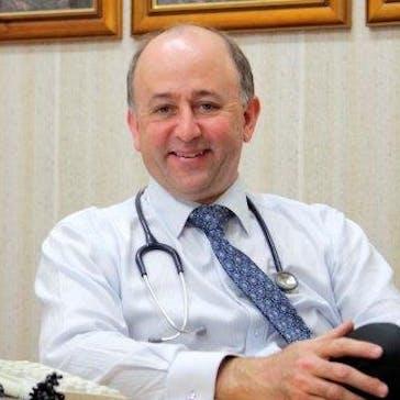 Dr David van Gend Photo