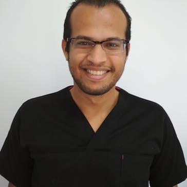 Dr Mahmoud Ahmed Photo