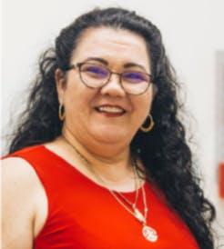 Photo of Dr Zoe Martinez