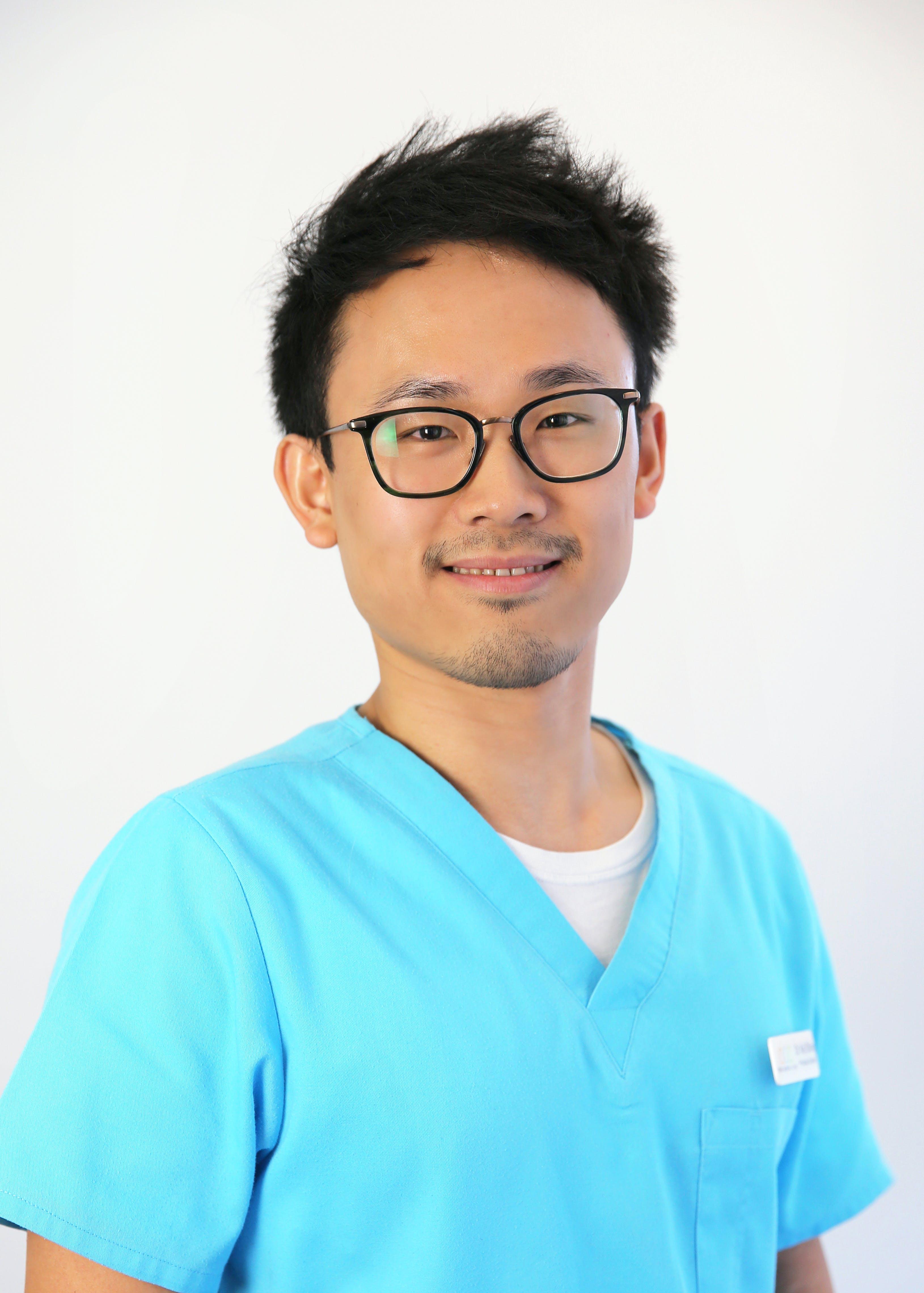 Photo of Dr Kei Shiino