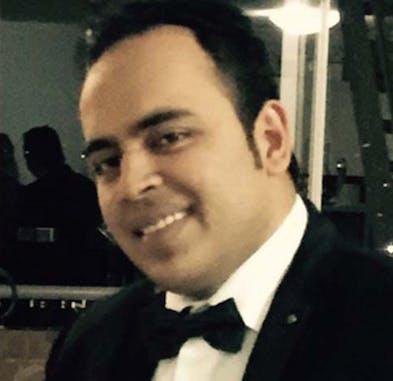 Photo of Dr Nick Bhayani