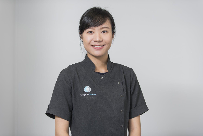 Photo of Dr Antonia Lam
