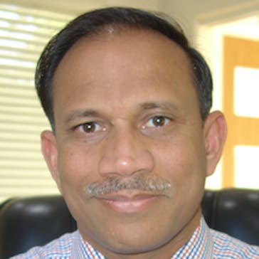 Dr Srinivasa Kesarapu Photo