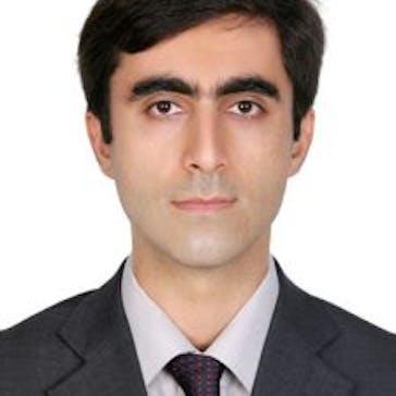 Dr Vahid Masoumi Photo