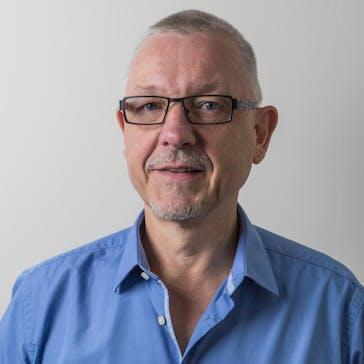 Dr Tom Johnston Photo