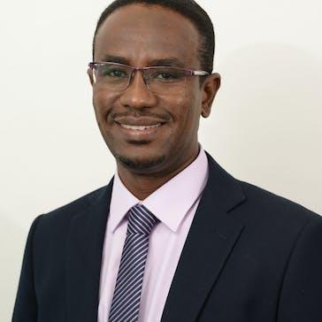 Dr Imad Elmahadi Photo