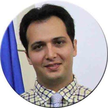 Dr Homayoun Ghojavand Photo