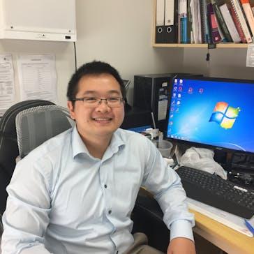 Dr James Maung Photo