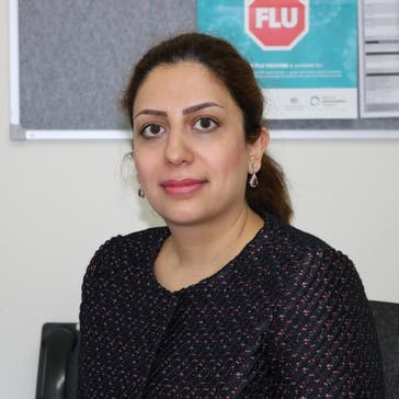 Dr Fereshteh (Angela) Dastouri Photo