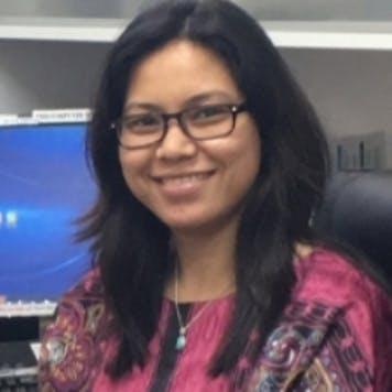 Photo of Dr Parbati Gurung