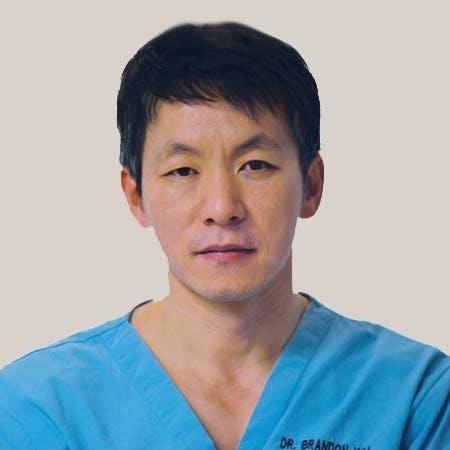 Photo of Dr Brandon Kim