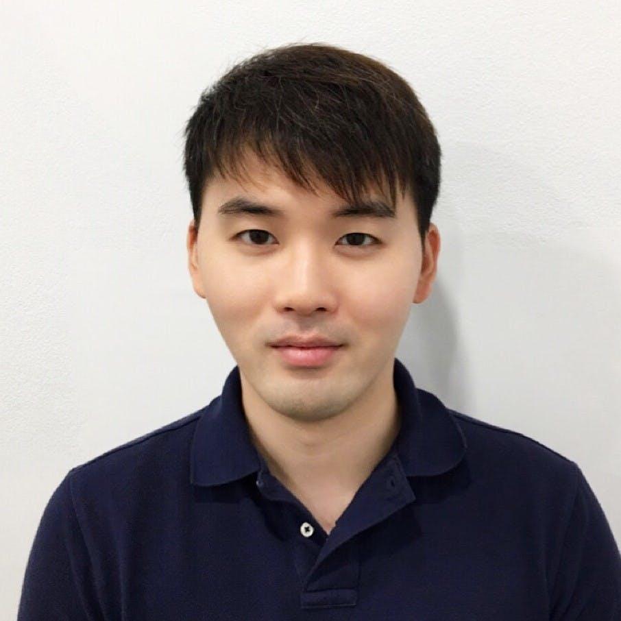 Photo of Dr Simon Cha