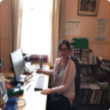 Dr Sharon Chen Photo