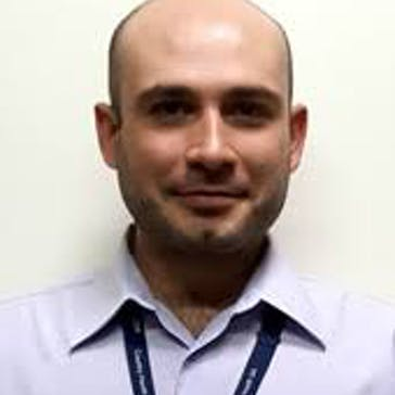 Dr Ali Ardehali Photo