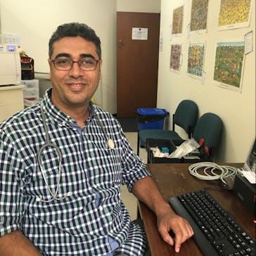 Dr Osama Ghanem Photo
