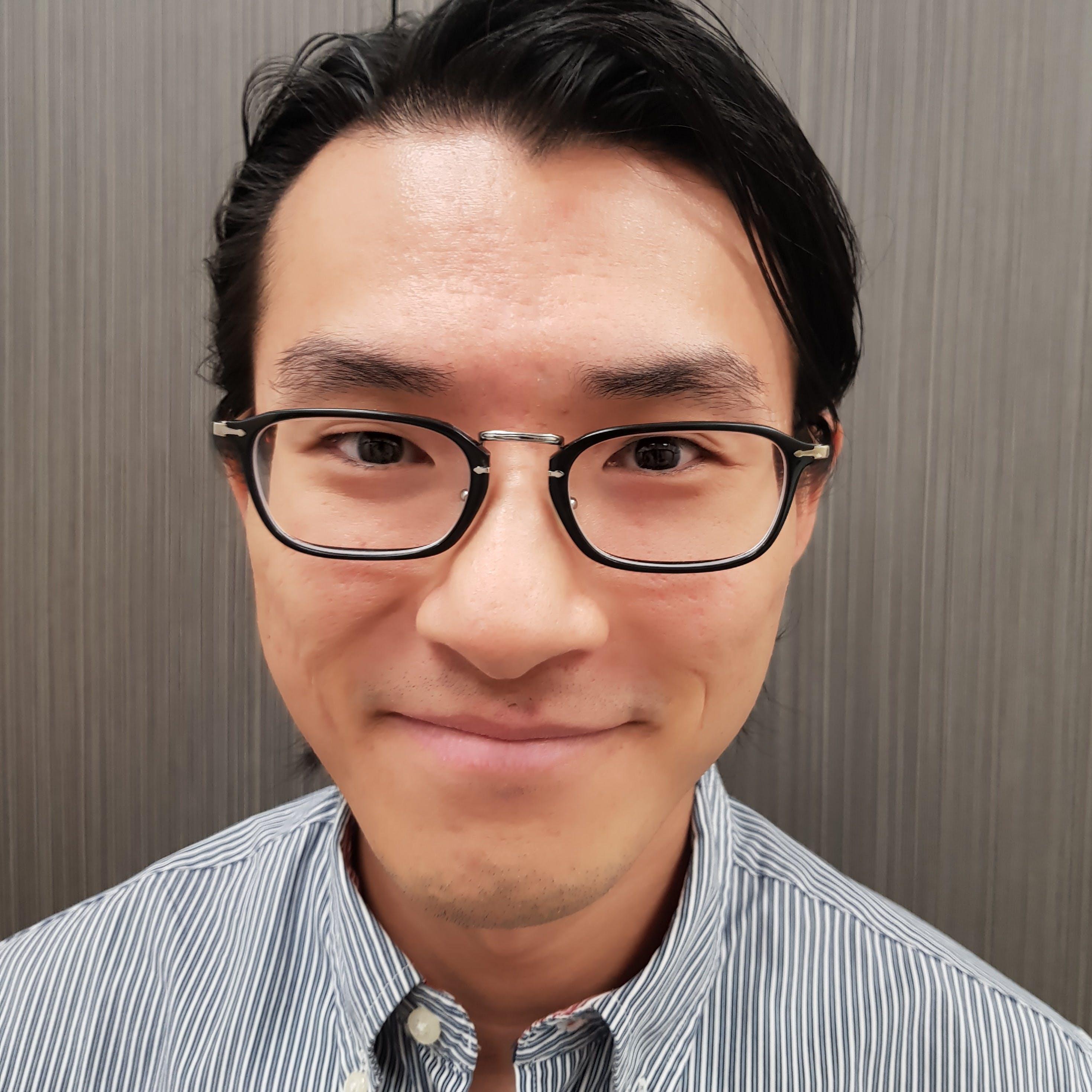 Photo of Dr Wilson Leow