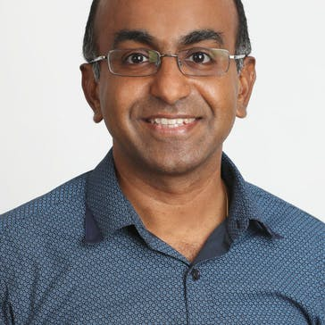 Dr Venkatesh Nagarajan Photo
