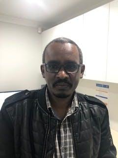 Photo of Dr Khalid Shareef