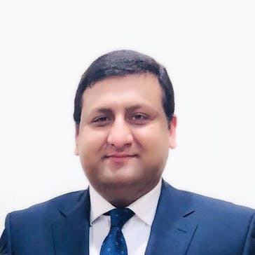 Dr M Faraz Photo