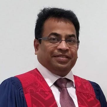 Dr Siva Maikandanathan Photo