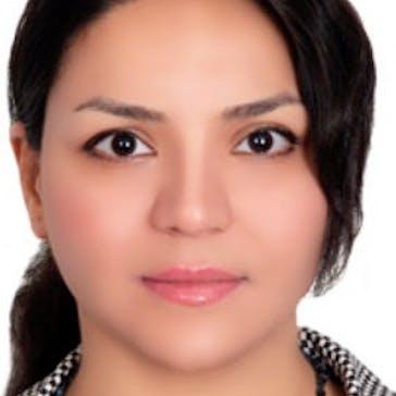 Dr Arezoo Mirzaei Photo