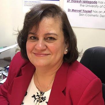 Dr Mona Botros Photo