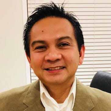 Dr Benito Facundo Photo