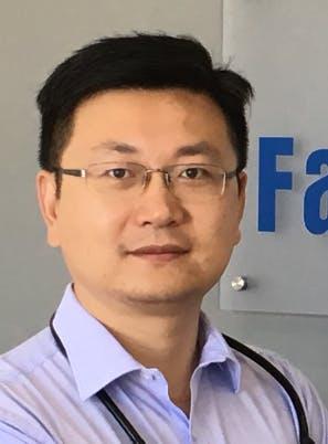 Photo of Dr Michael Chen