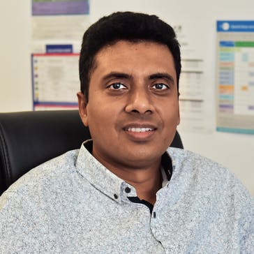 Dr Nishan Herath Photo