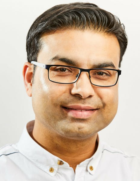 Photo of Dr Surendra Khanal