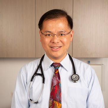 Dr Colman Fung Photo