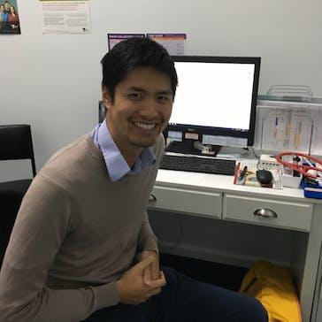 Dr Marcus Sim Photo
