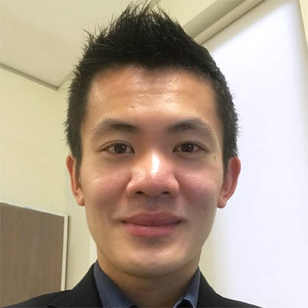 Photo of Dr Joel Chan