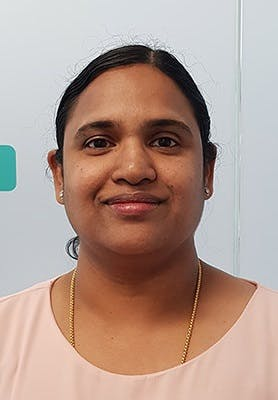 Photo of Dr Sirisha Potti