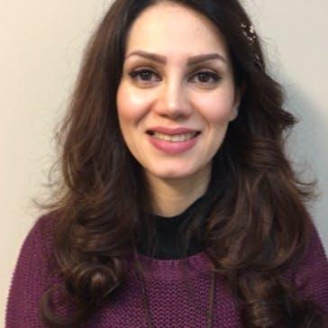 Dr Roya Gorji Photo