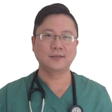 Dr Jin Xin Liao Photo