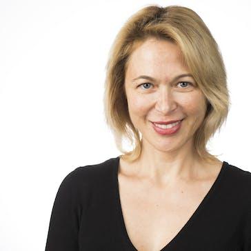 Dr Maria Rachinskaya Photo