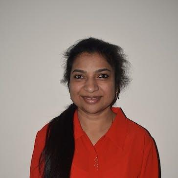 Dr Sheena Kartha Photo
