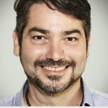 Dr Xavier Mirouze Photo