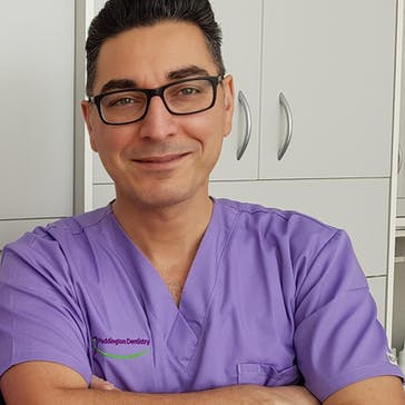 Dr Nick Nabavi Photo