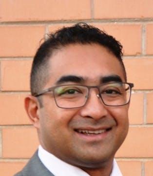 Photo of Dr Prajwol Joshi