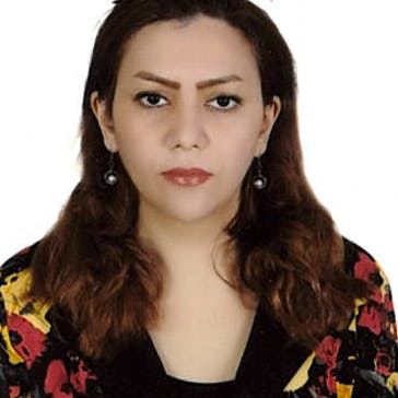 Dr Azadeh Amini  Najafabadi Photo